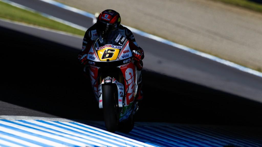 Stefan Bradl, LCR Honda MotoGP, Motegi FP2