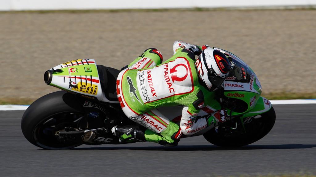 Hector Barbera, Pramac Racing Team, Motegi FP2
