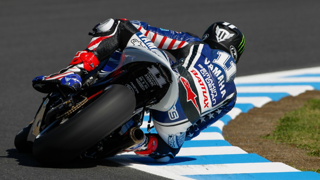Ben Spies, Yamaha Factory Racing, Motegi FP2