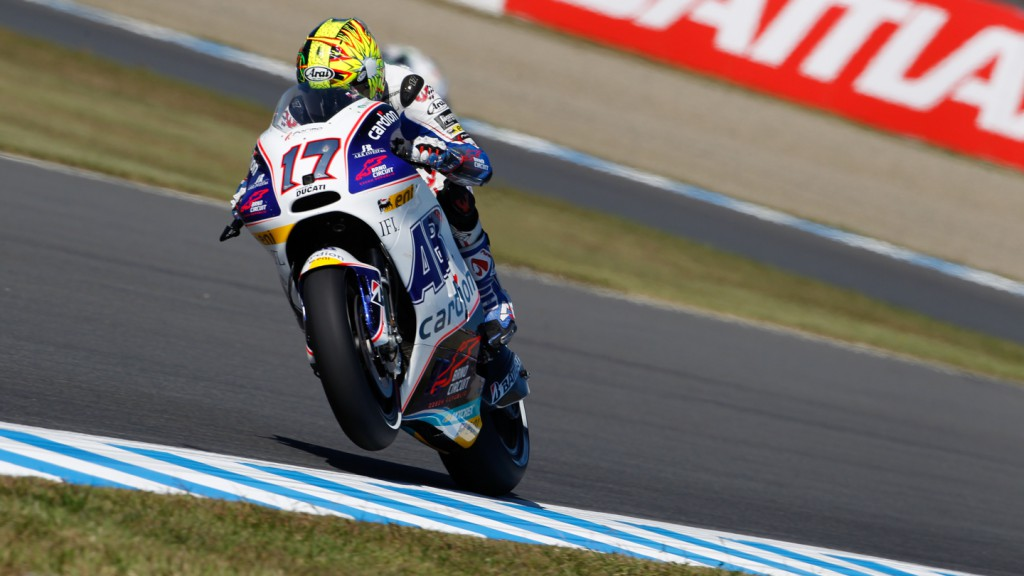Karel Abraham, Cardion AB Motoracing, Motegi FP2