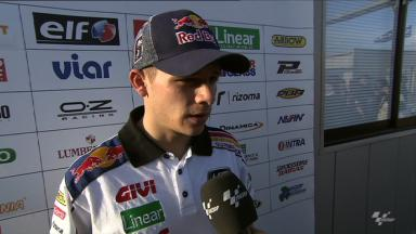 Bradl seeks improved braking