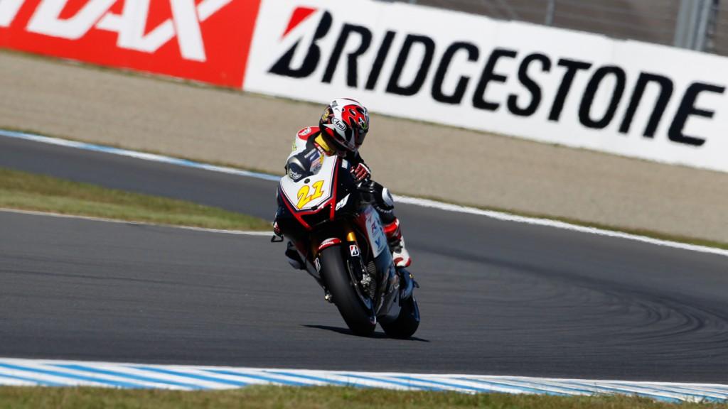 Katsuyuki Nakasuga, Yamaha YSP Racing Team, Motegi FP2