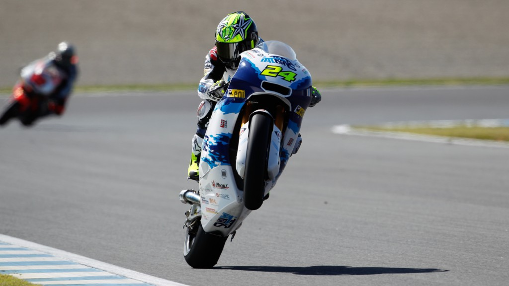 Toni Elias, Italtrans Racing Team, Motegi FP2