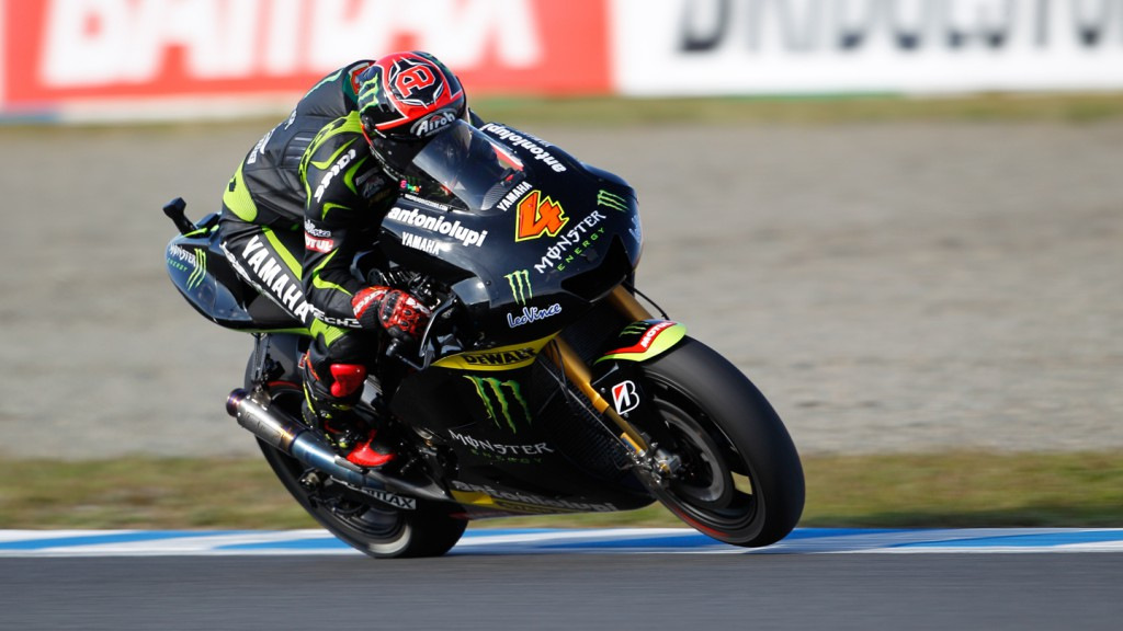 Andrea Dovizioso, Monster Yamaha Tech 3, Motegi FP3