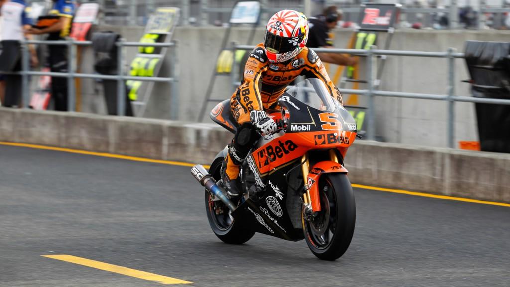 Johann Zarco, JiR Moto2, Motegi QP