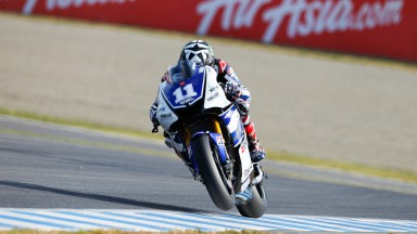 Ben Spies, Yamaha Factory Racing, Motegi QP