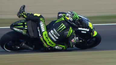 Motegi 2012 - MotoGP - QP - Action - Cal Crutchlow