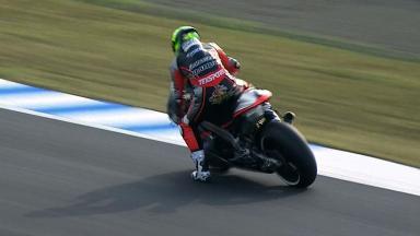 Motegi 2012 - MotoGP - QP - Action - Roberto Rolfo