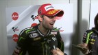 Small problem hampers Crutchlow's pole charge