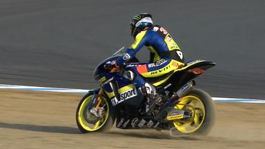 Motegi 2012 - Moto2 - QP - Action - Bradley Smith