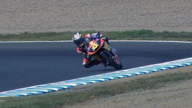 Motegi 2012 - Moto3 - QP - Action - Sandro Cortese