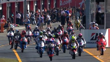 Motegi 2012 - Moto3 - QP - Full