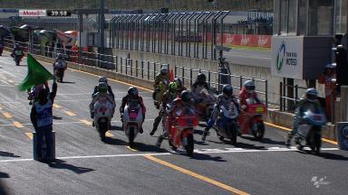 Motegi 2012 - Moto3 - FP3 - Full