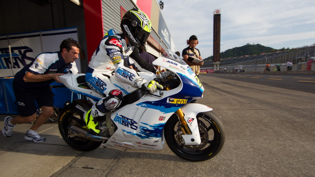 Toni Elias, Italtrans Racing Team, Motegi QP