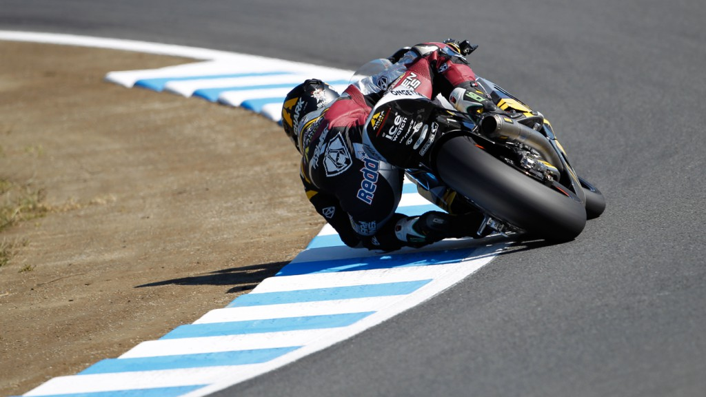 Scott Redding, Marc VDS Racing Team, Motegi FP3