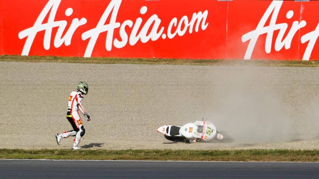 Michele Pirro, San Carlo Honda Gresini, Motegi QP