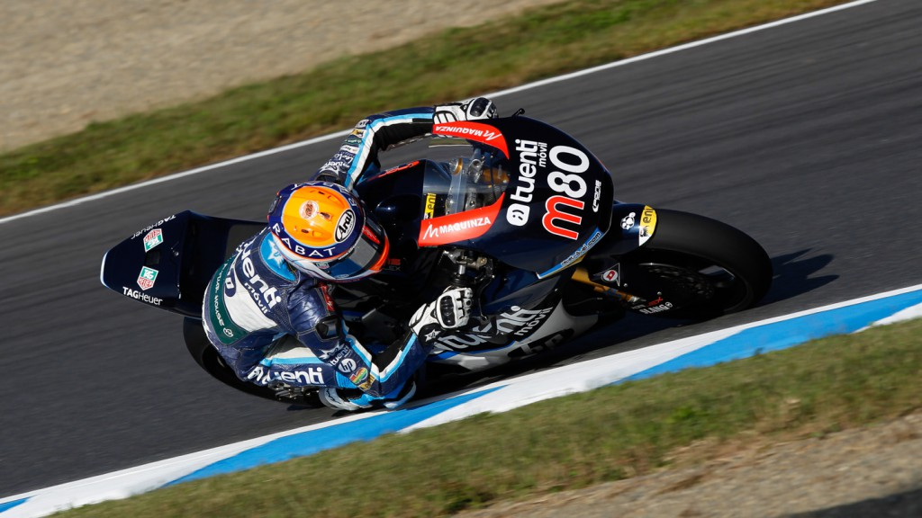 Esteve Rabat, Tuenti Movil HP 40, Motegi FP3