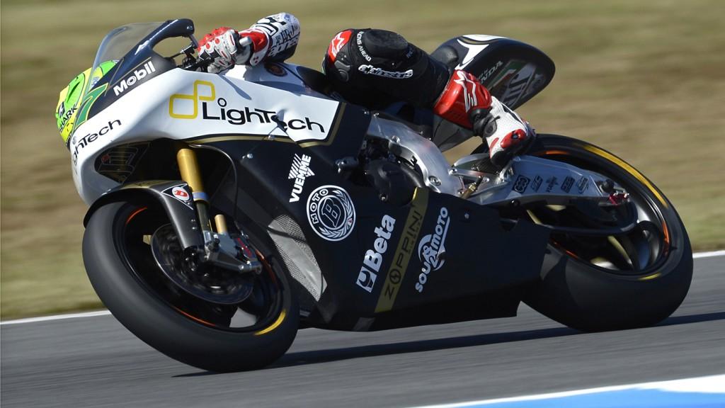 Eric Granado, JiR Moto2, Motegi QP