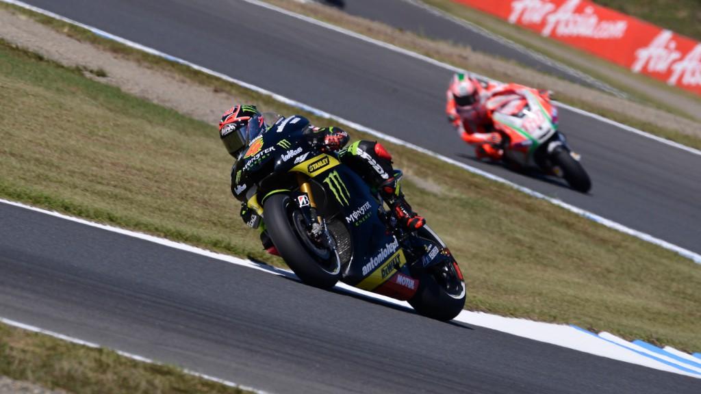 Andrea Dovizioso, Monster Yamaha Tech 3, Motegi RAC