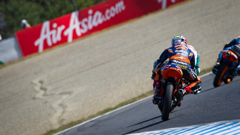 Sandro Cortese, Red Bull KTM Ajo, Motegi RAC