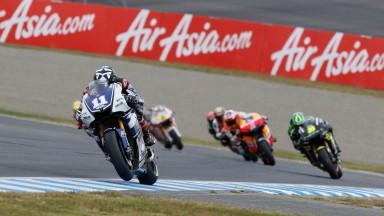 Ben Spies, Yamaha Factory Racing, Motegi RAC