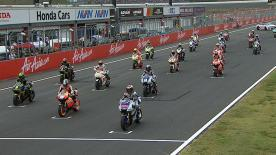 In an enthralling MotoGP™ race at the AirAsia Grand Prix of Japan in Motegi it was Repsol Honda Team's Dani Pedrosa who closed the gap in the title fight further with a strong win ahead of Jorge Lorenzo and Álvaro Bautista.