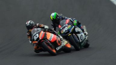 Motegi 2012 - Moto2 - RACE - Action - Pol Espargaro
