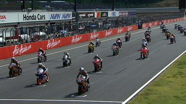 Motegi 2012 - Moto3 - RACE - Full