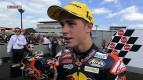 Motegi 2012 - Moto3 - RACE - Interview - Danny Kent