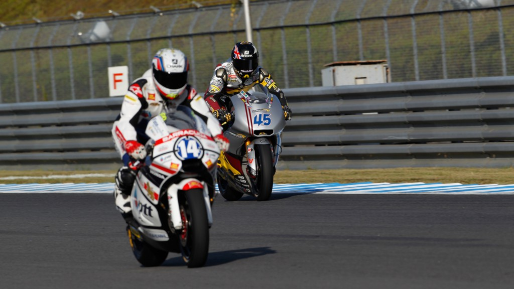 Scott Redding, Marc VDS Racing Team, Motegi WUP