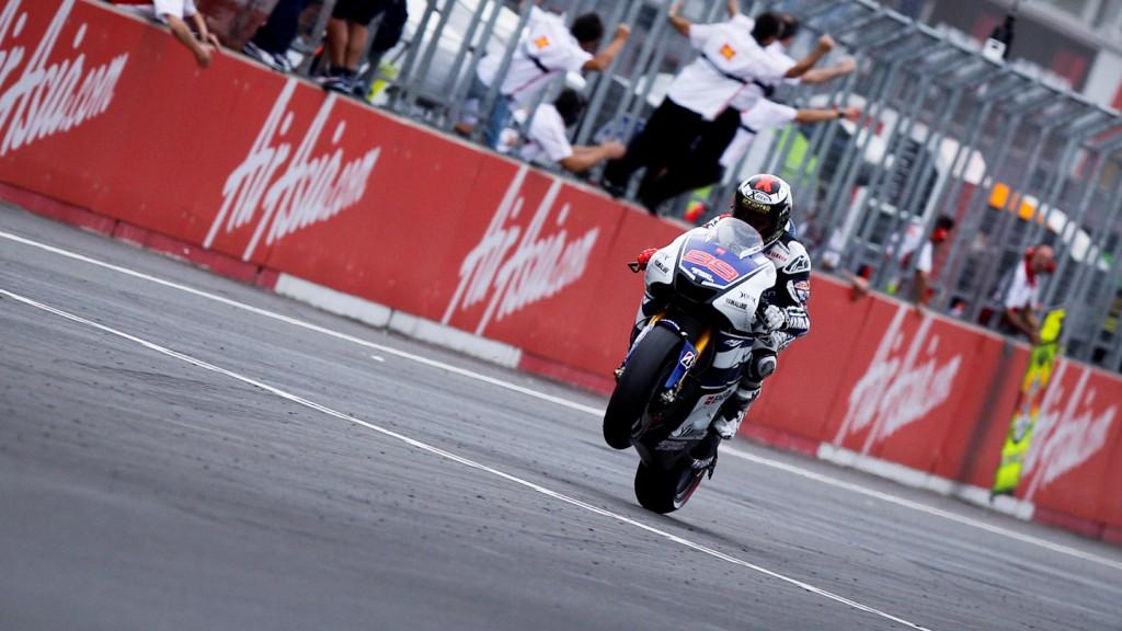 Jorge Lorenzo, Yamaha Factory Racing, Motegi RAC