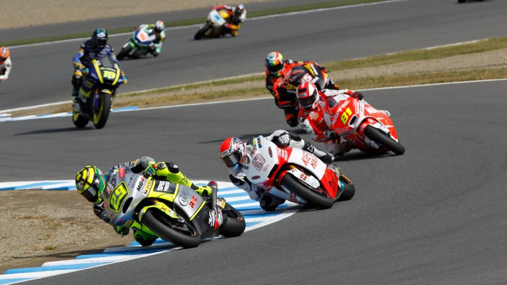 Moto2 Motegi RAC