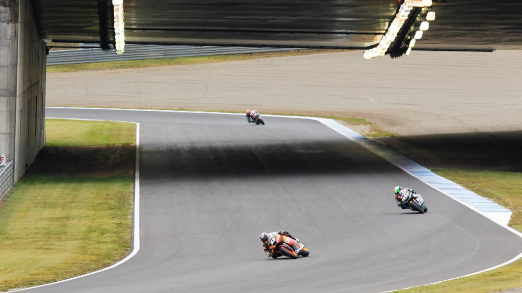 Marc Marquez, Pol Espargaro, Team CatalunyaCaixa Repsol, Tuenti Movil HP 40, Motegi RAC