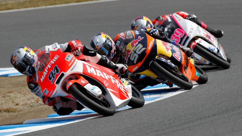 Moto3 Motegi RAC