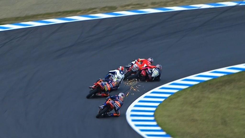 Moto3, Motegi RAC