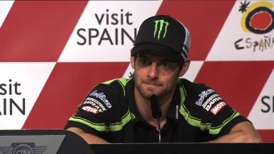Crutchlow keen to bounce back from Motegi disappointment
