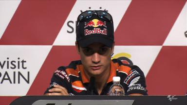 Pedrosa on the need for maximum performance in Malaysia