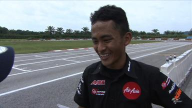 Khairuddin determined to get first podium at home track