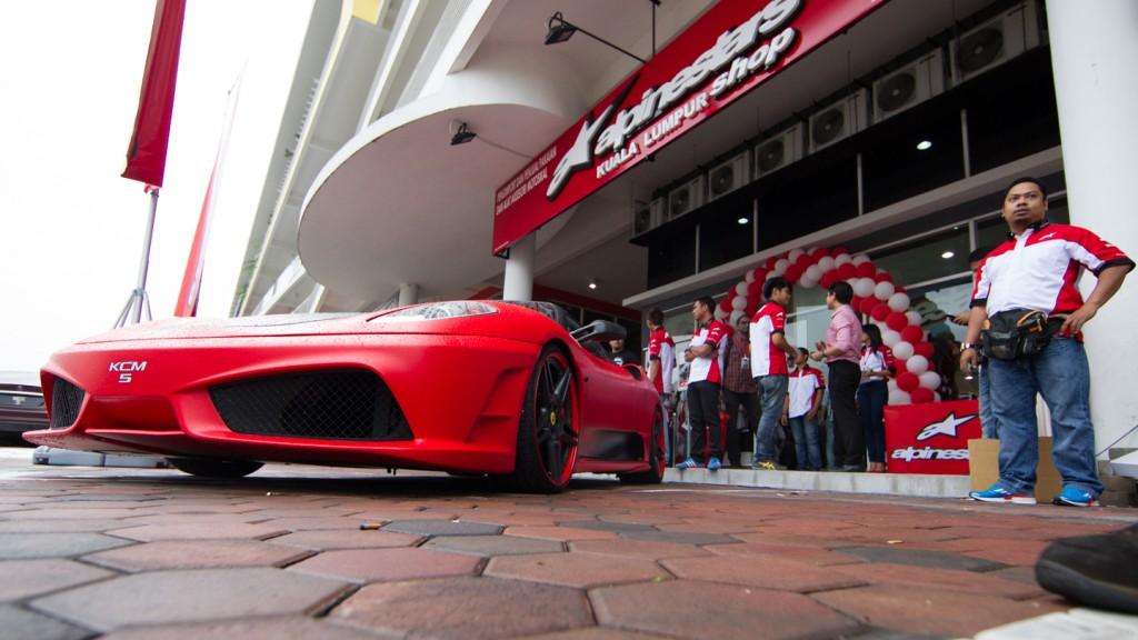 Alpinestars Shop Kuala Lumpur
