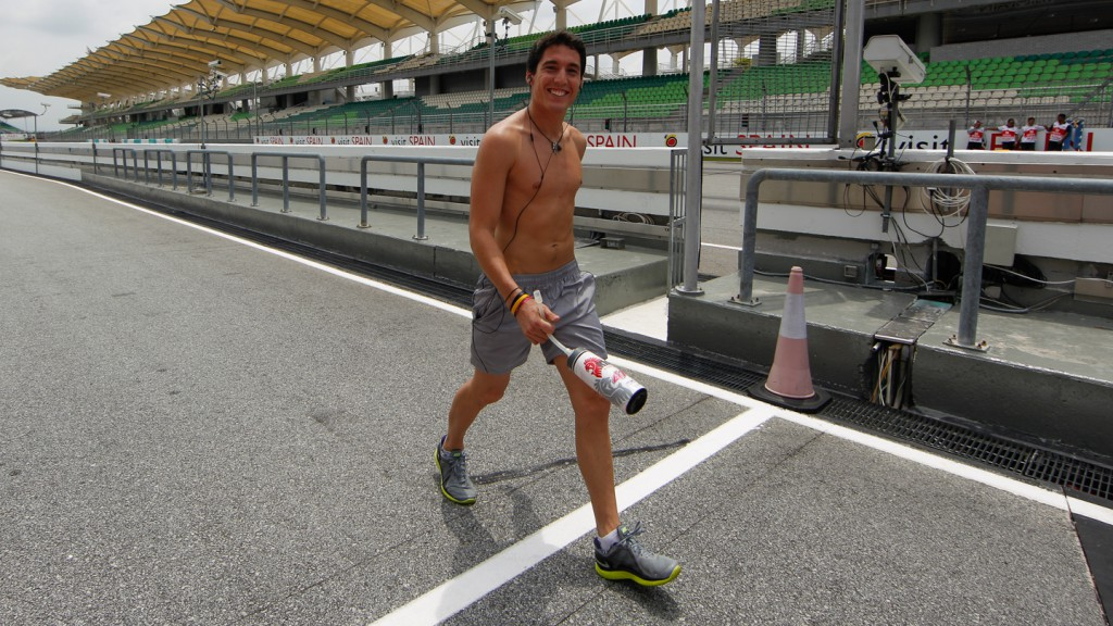 Aleix Espargaro, Sepang International Circuit