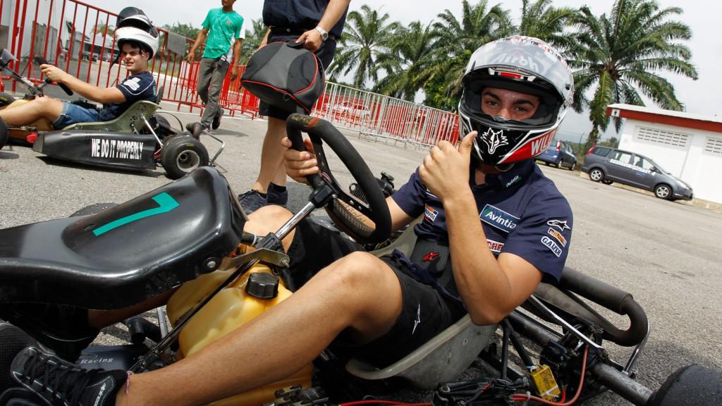 Malaysia Preevent Kart Race Sepang Circuit