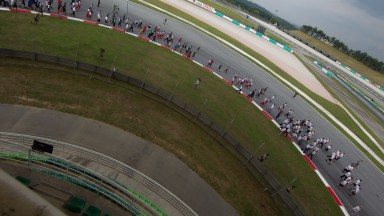 Tribute to Marco Simoncelli, Sepang Circuit