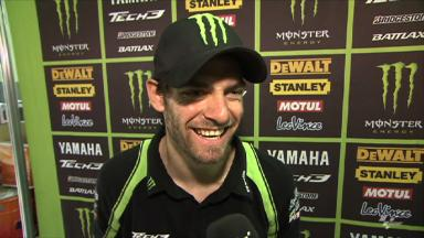 Crutchlow seeking more power from his Yamaha