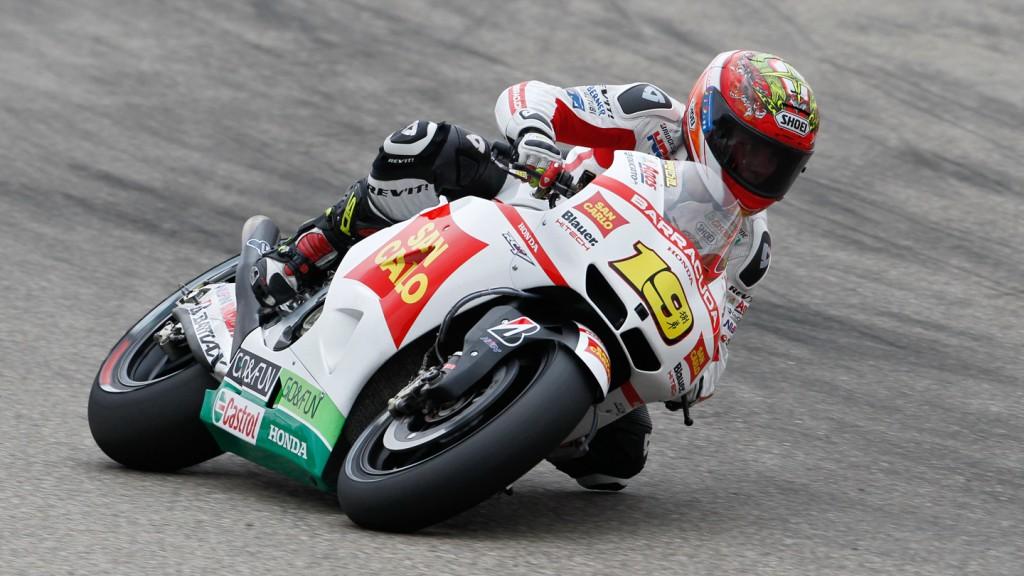 Alvaro Bautista, San Carlo Honda Gresini, Sepang FP2