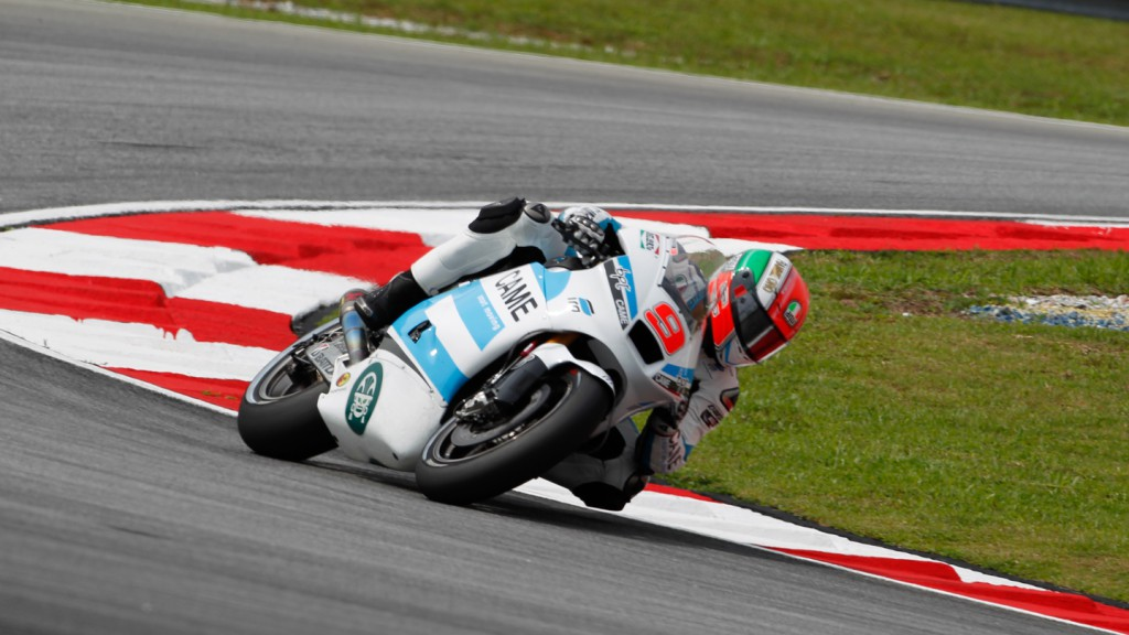 Danilo Petrucci, Came IodaRacing Project, Sepang FP2