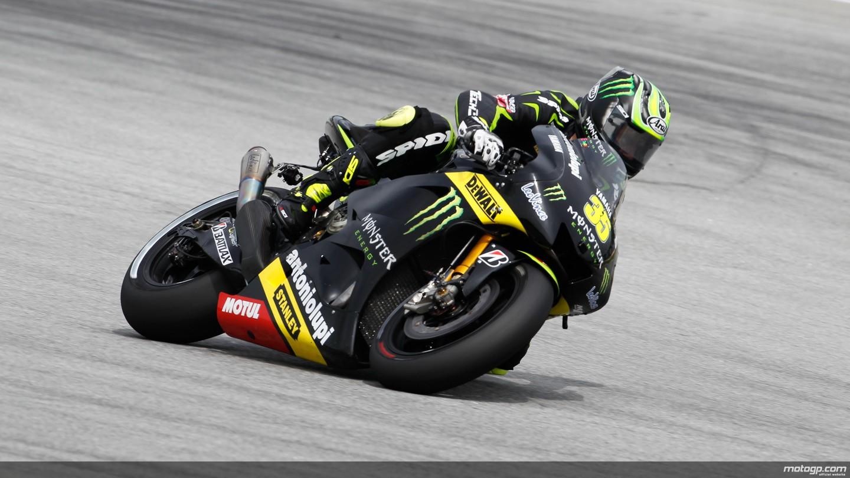 motogp.com · Cal Crutchlow, Monster Yamaha Tech 3, Sepang FP2