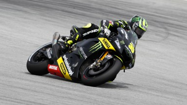 Cal Crutchlow, Monster Yamaha Tech 3, Sepang FP2