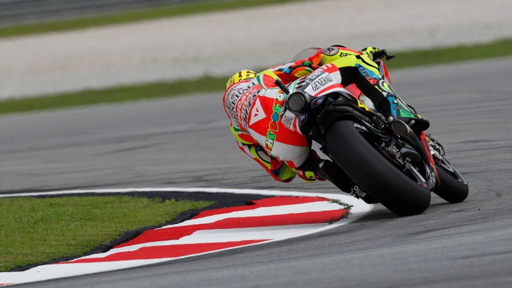 Valentino Rossi, Ducati Team, Sepang FP2