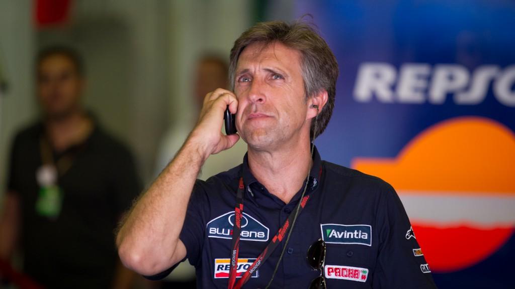 Ricard Jove, Blusens team manager, Blusens Avintia
