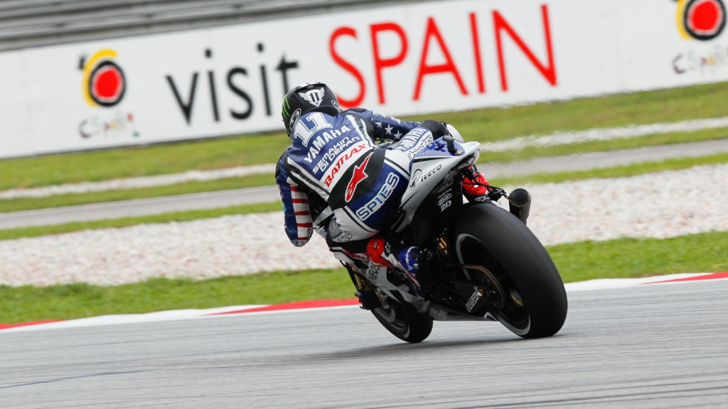 Ben SPies, Yamaha Factory Racing, Sepang QP